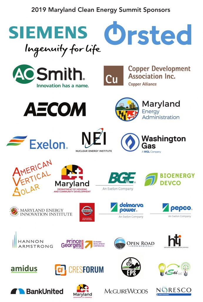 2019 Summit Sponsor Logo List